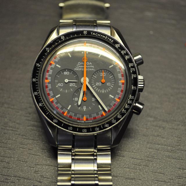 芸能人 腕時計 、 OMEGA - スピードマスタープロフェッショナル マークII 35周年記念 3570-40の通販 by 星矢's shop|オメガならラクマ