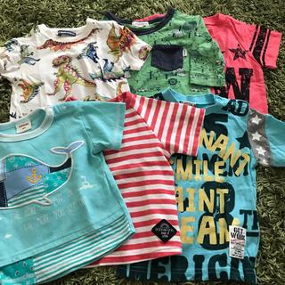 サンカンシオン(3can4on)のTシャツセット(Tシャツ/カットソー)