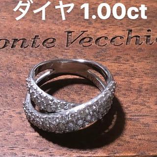 ポンテヴェキオ(PonteVecchio)の美品 ポンテヴェキオ ダイヤ パヴェ リング(リング(指輪))