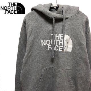 ザノースフェイス(THE NORTH FACE)の【値下げ交渉あり!】ノースフェイス パーカー グレーM(パーカー)