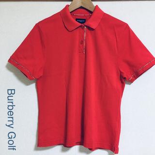 バーバリー(BURBERRY)のバーバリーゴルフ ポロシャツ Lサイズ(ウエア)