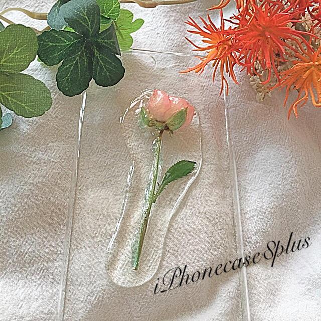 #22 handmade ピンクの薔薇ケースの通販 by ピンクのこぶた|ラクマ