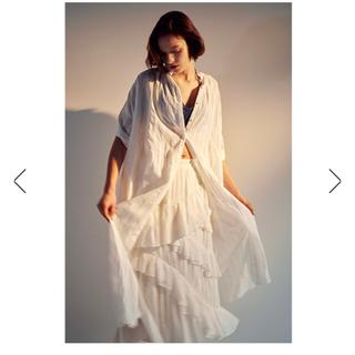 フレイアイディー(FRAY I.D)の未使用 新品 フレイアイディー ティアード スカート(ロングスカート)