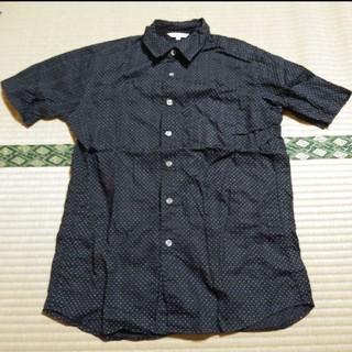 ユニクロ(UNIQLO)のUNIQLO ユニクロ ドット 半袖シャツ(シャツ)
