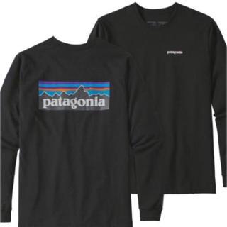 パタゴニア(patagonia)のパタゴニア ロンT P-6ロゴ S(Tシャツ/カットソー(七分/長袖))