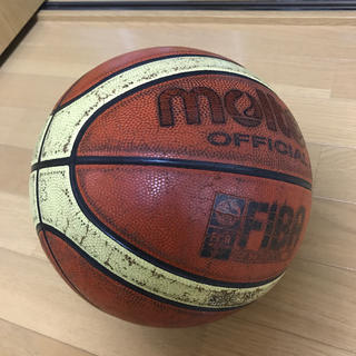 molten official バスケットボール 7号 GL7
