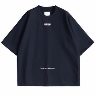シャリーフ(SHAREEF)のSHAREEF GEOMETRIC PATTERN BIG-T (Tシャツ/カットソー(半袖/袖なし))