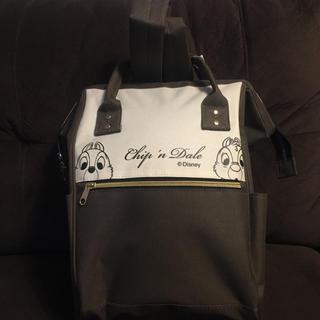 チップアンドデール(チップ&デール)のチップとデール 多機能 バッグ がま口 2way (リュック/バックパック)