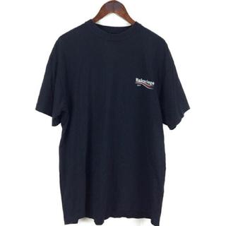バレンシアガ(Balenciaga)の【Balenciaga キャンペーンロゴTシャツ2017モデル】(Tシャツ/カットソー(半袖/袖なし))