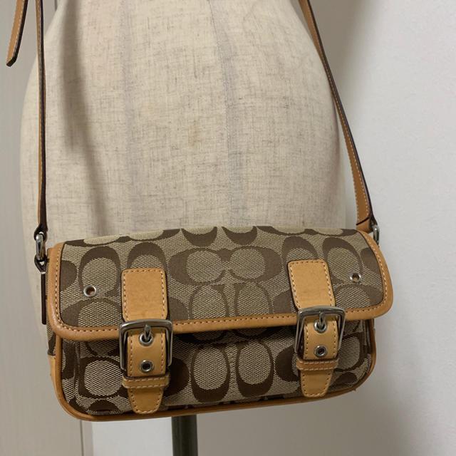 COACH(コーチ)のコーチ ショルダーバッグ 正規品 レディースのバッグ(ショルダーバッグ)の商品写真