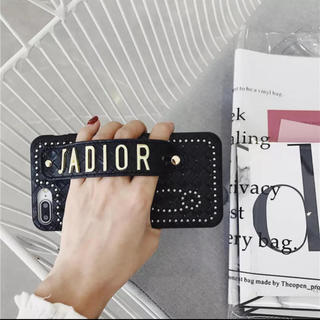 ディオール(Dior)のja DIOR デザインiPhoneケース(iPhoneケース)