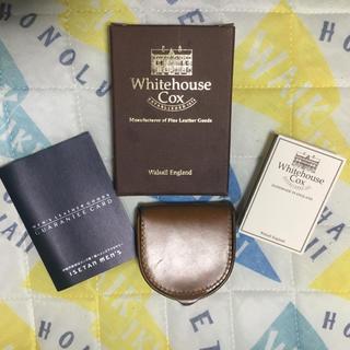 ホワイトハウスコックス(WHITEHOUSE COX)の専用!ホワイトハウスコックス コインケース!(コインケース/小銭入れ)