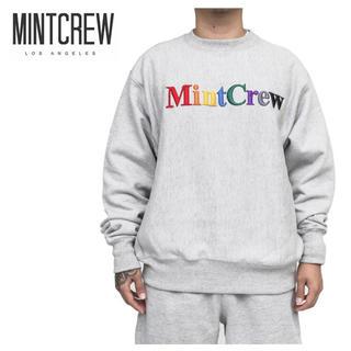 【MINTCREW】MULTI COLOR LOGO SWEAT (スウェット)