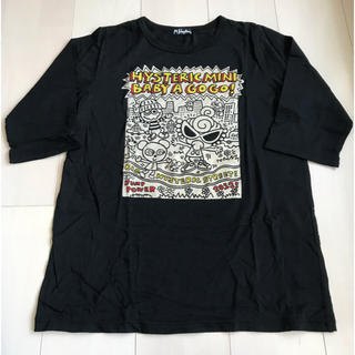 ヒステリックミニ(HYSTERIC MINI)のヒステリックミニ 7分袖 Tシャツ(その他)