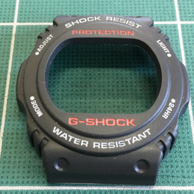ディーゼル 時計 偽物 | G-SHOCK - GショックDW-5700 ベゼルの通販 by エピ's shop|ジーショックならラクマ