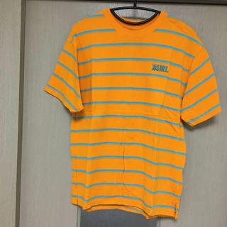 エックスガール(X-girl)の♡X-girl ボーダーTシャツ(未使用)♡(Tシャツ(半袖/袖なし))