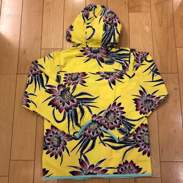 patagonia(パタゴニア)のpatagonia パタゴニア キッズ バギーズ ジャケット Lサイズ キッズ/ベビー/マタニティのキッズ服 女の子用(90cm~)(ジャケット/上着)の商品写真