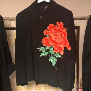 ヨウジヤマモト(Yohji Yamamoto)のヨウジヤマモト 花と少年期 ブルゾン(ブルゾン)