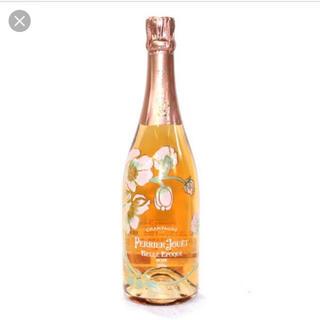 エポック(EPOCH)のベルエポック ロゼ (シャンパン/スパークリングワイン)