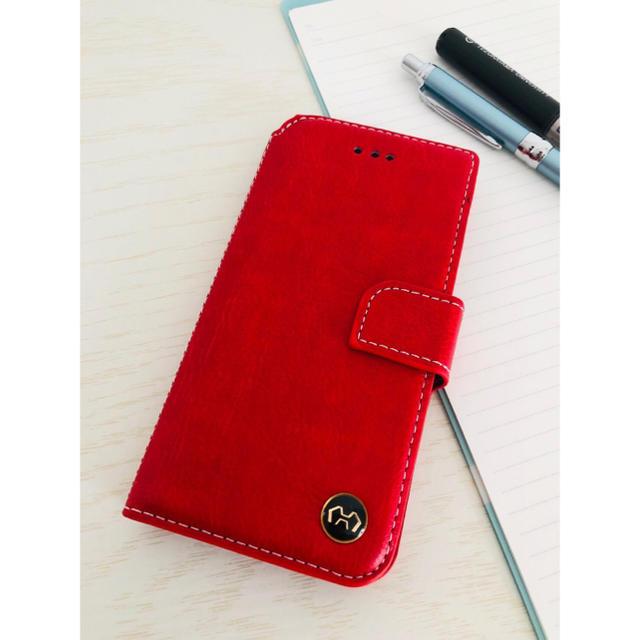 オウルテック iphone8 ケース - 本牛革ケース☆iPhone7.8.x.xs.XR.xs max手帳ケース(^^)の通販 by モンキースター's shop|ラクマ