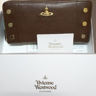 ヴィヴィアンウエストウッド(Vivienne Westwood)のVivienne Westwood長財布(財布)