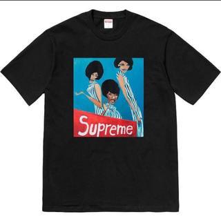 7c4839a4 シュプリーム(Supreme)の18aw supreme Group Tee 黒 ブラック S(Tシャツ/