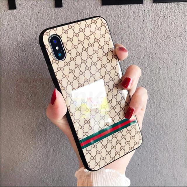 人気♡iphoneケース XR モノグラム ベージュ おしゃれ 可愛い 男女兼用の通販 by minmin's shop|ラクマ