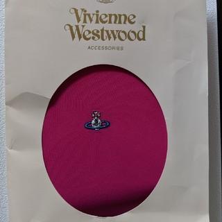 ヴィヴィアンウエストウッド(Vivienne Westwood)の新品 VivienneWestwood タイツ 日本製 未使用 福助(タイツ/ストッキング)