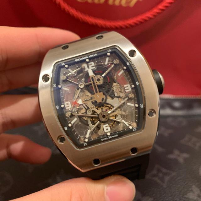 ロレックス 時計 コピー 最安値2017 - リシャールミルの通販 by jin3 shop|ラクマ