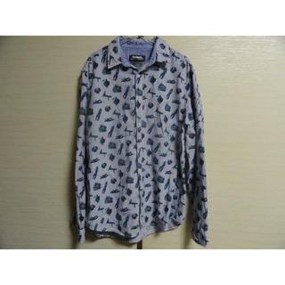 デシグアル(DESIGUAL)の新品 メンズシャツ デシグアル L(Tシャツ/カットソー(半袖/袖なし))