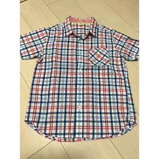ユニクロ(UNIQLO)のUNIQLO チェックシャツ(ブラウス)