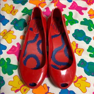 ヴィヴィアンウエストウッド(Vivienne Westwood)のmelissa × Vivienne Westwood シューズ (ハイヒール/パンプス)