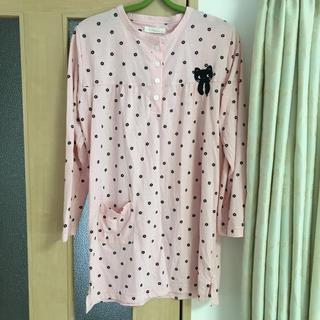 しまむら - しまむら パジャマ ピンク 猫