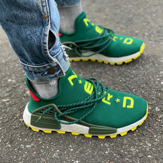 アディダス(adidas)のadidas Human race nerd 26cm(スニーカー)