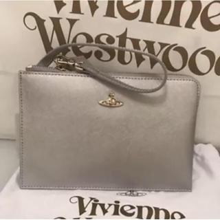 ヴィヴィアンウエストウッド(Vivienne Westwood)の新品 ヴィヴィアン ポーチ クラッチバッグ(クラッチバッグ)
