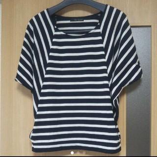クリアインプレッション(CLEAR IMPRESSION)のクリアインプレッション Clear Impression ボーダー Tシャツ(カットソー(半袖/袖なし))