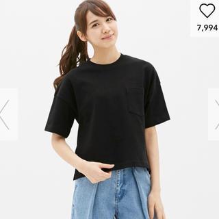 ジーユー(GU)のkuma様専用!GU ヘビーウェイトT 5分袖(Tシャツ(半袖/袖なし))