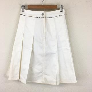 バーバリー(BURBERRY)の新品 未使用 バーバリー BURBERRY プリーツ スカート サイズ 38(ミニスカート)