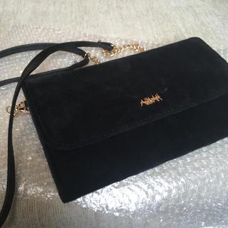 アーカー(AHKAH)のアーカー ウォレット 財布 ショルダーバッグ 付録(ショルダーバッグ)