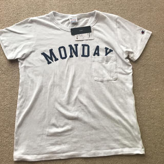 ドアーズ(DOORS / URBAN RESEARCH)のアーバンリサーチドアーズ チャンピオンTシャツ(Tシャツ/カットソー(半袖/袖なし))