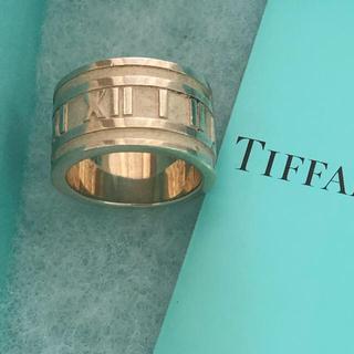 ティファニー(Tiffany & Co.)のティファニー アトラス 指輪 (リング(指輪))