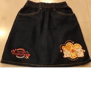 ショウガクカン(小学館)のデニム スカート とっとこハム太郎 130(スカート)