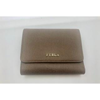 17c2e4723b2b フルラ(Furla)の【特別価格】フルラ 折りたたみ財布 762361 ベージュ(財布