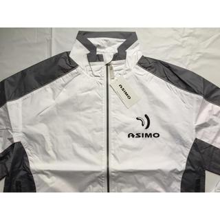 ホンダ(ホンダ)のHONDA ブルゾン ASIMO AS64WHM ホワイト 白 M ジャンパー(ナイロンジャケット)