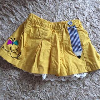 プチジャム(Petit jam)のプチジャム  スカート インパン付き 90(スカート)