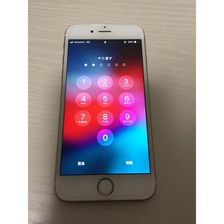 アップル(Apple)のiphone6s 64GB 本体のみ(携帯電話本体)