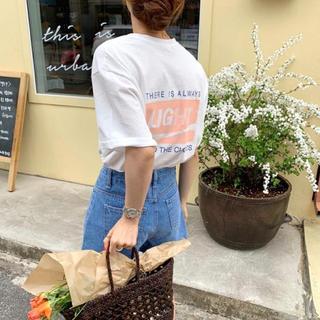 バックプリントT(Tシャツ(半袖/袖なし))
