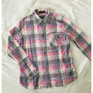 アーバンリサーチ(URBAN RESEARCH)のアーバンリサーチ 綿100% チェックシャツ(シャツ/ブラウス(長袖/七分))