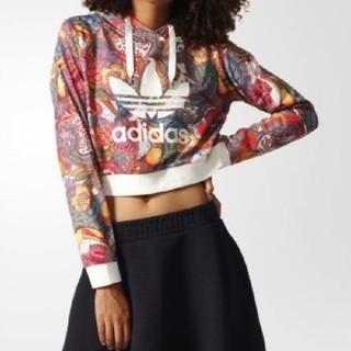 アディダス(adidas)のアディダス オリジナルス パーカー/フーディ サイズL 新品 未使用 紙タグ付き(パーカー)