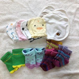 ニシマツヤ(西松屋)のベビー靴下&手袋&スタイ(靴下/タイツ)